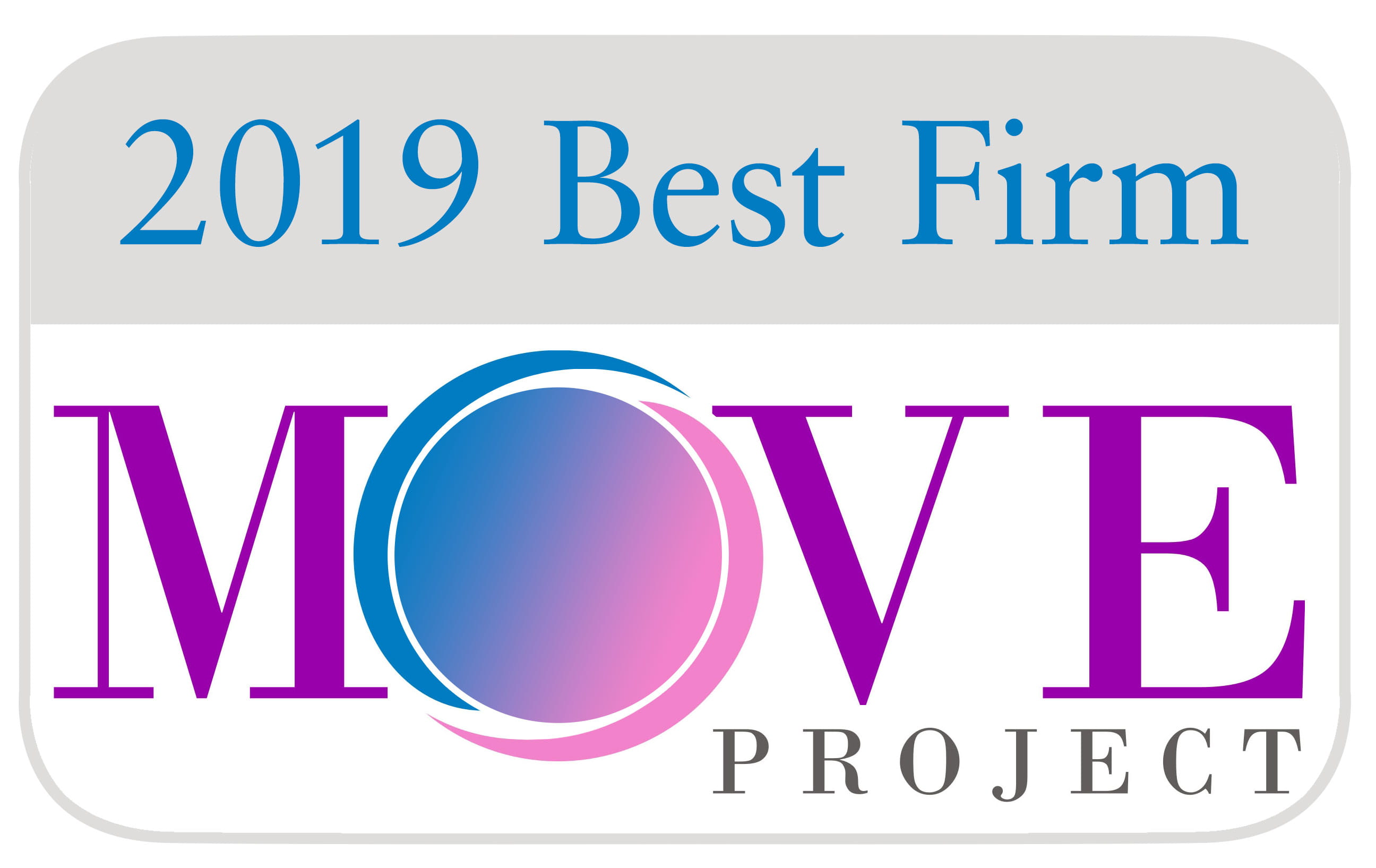 2019 Best Firm Move