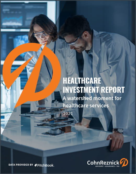 Healthcare Investment Report
