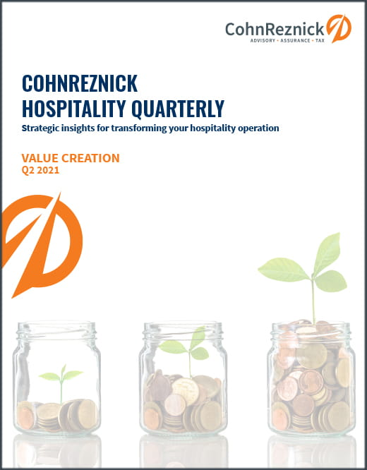 Hospitality Quarterly strategic insights for transforming your business