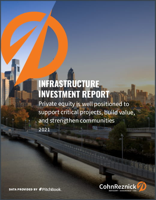 Infrastructure Investment Report