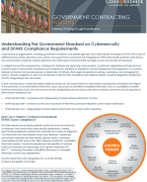 Cybersecurity and DFARS Compliance