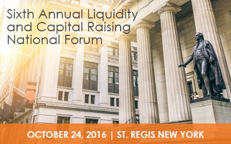 Liquidity National Forum