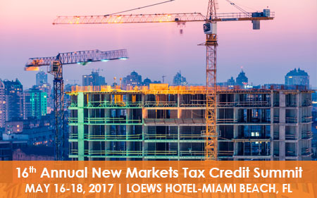 Attend CohnReznick's 16th Annual New Markets Tax Credit Conference