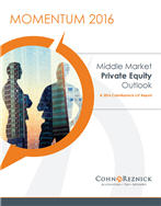 2016 Private Equity Outlook