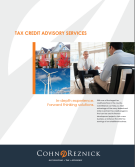Tax Credit Advisory Services