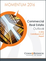 Commercial Real Estate Outlook 2016