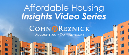 Affordable Housing Insights Video Series