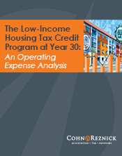 Affordable Housing LIHTC Operating Expense Study 2016