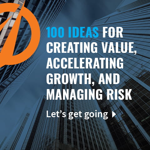 100 ideas growth value