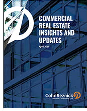 commercial real estate insights updates 2019