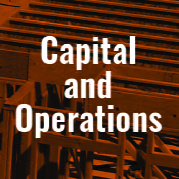 Capital and Operations