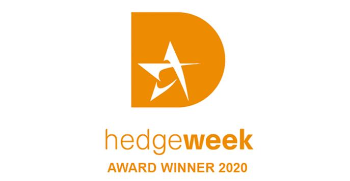 hedgeweek award 2020 best audit