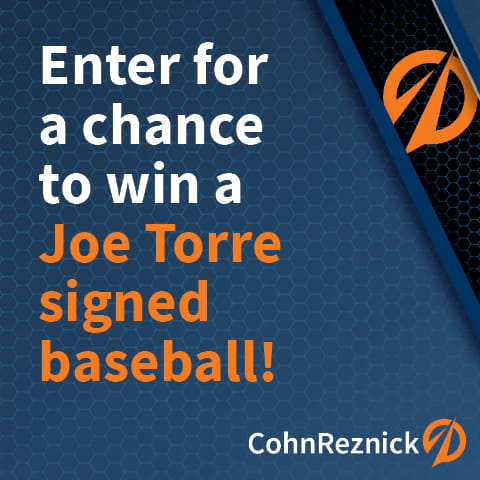 Enter Joe Torre Contest
