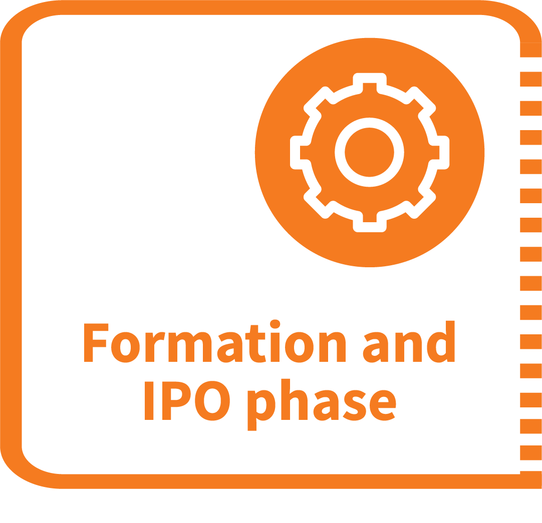 Formation-IPO-Phase