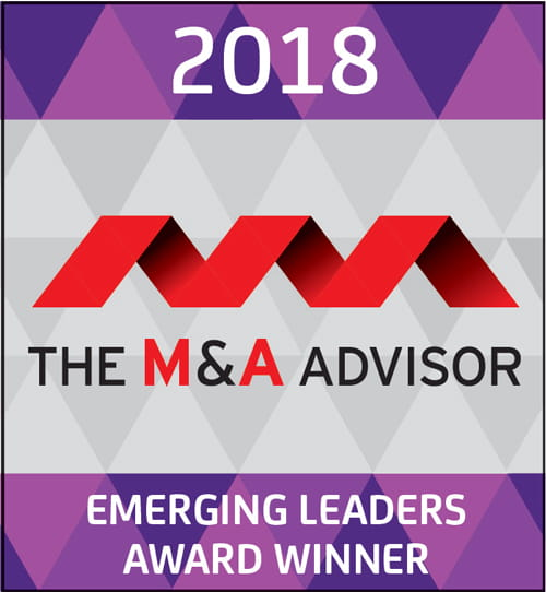 2018 Emerging Leaders Award Winner